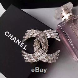 Authentic CC Crystal Brooch