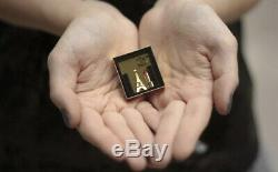 CHANEL allure Pin Eiffel Tower Rare brooch 2009, NEW, LIMITED VIP GIFT