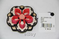 Chanel A76569 X 11085 C2734 Pink Cruise Collection 2015/16 Brooch Pin