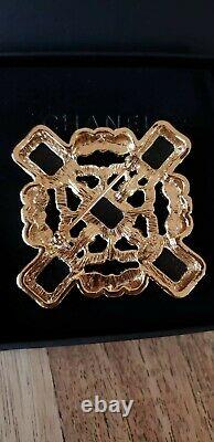 Chanel Brooch Authentic Gripoix Couture