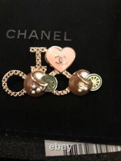 Chanel Cuba Collection Brooch New