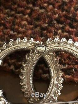 Chanel Silver Brooch AW18 Collection