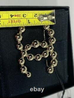 NWT Chanel CC Brooch Pin 2021 Collection Gold Color 100% Authentic