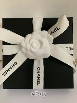 NWT Chanel RUNWAY CHANEL Letter Logo Crystal Pin Brooch Set of 6 with Box SOLD OUT