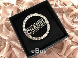 New Gift Wrap Chanel Brooch Crystal Iconic Classic Style